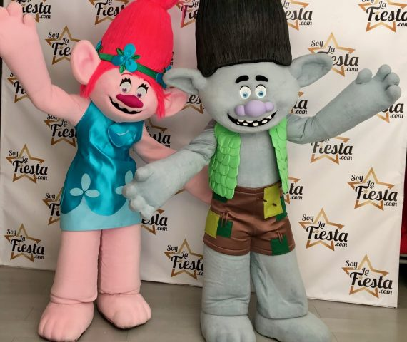 Trolls: Poppy y Branch