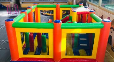 INFLABLE COMBO 3 6X7X3m